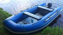Лодки с жёстким днищем и надувными бортами Winboat