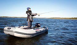 Точечная ловля судака на Иваньковском водохранилище