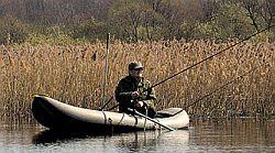 Тактика ловли. Изучение водоема. Часть 1