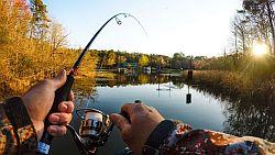 Что осень рыбаку готовит?