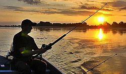 Осенняя рыбалка на Каме