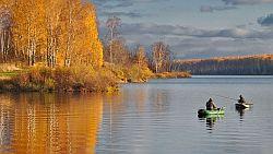 Осень в дельте